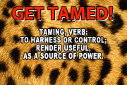 What is Taming?